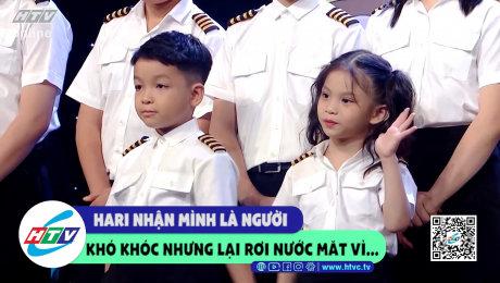 Xem Show CLIP HÀI Hari nhận mình là người khó khóc nhưng lại rơi nước mắt vì... HD Online.